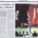 Susanne Weis und Jochen Berger - Tanzshow