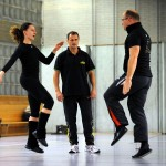 GES / Rock N Roll Taenzer Paar  Jochen BERGER und Susanne WEIS